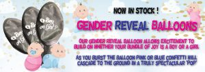 The Variety Shop_Gender Reveal Balloons