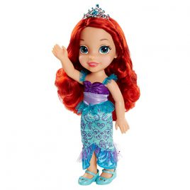 Ariel Toddler Doll
