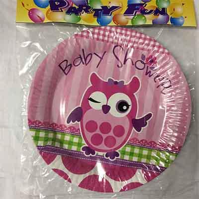 TheVarietyShop_BabyShower_Owl_Plates