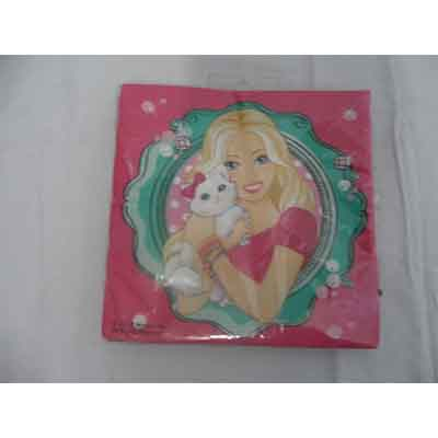 TheVarietyShop_Barbie_Serviettes_20pc