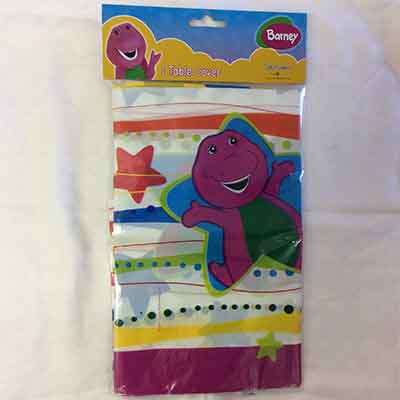 TheVarietyShop_Barney_TableCloth_1pc