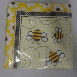 16pc Bee Serviettes