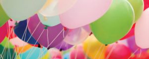 The Variety Shop - Blog - Balloons