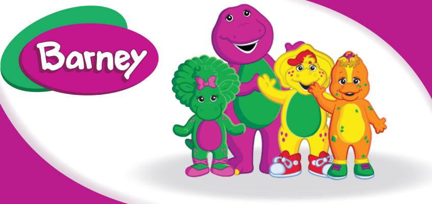 Theme Party – Barney