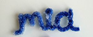 The Variety Shop - Blog - Crystal Name Letters
