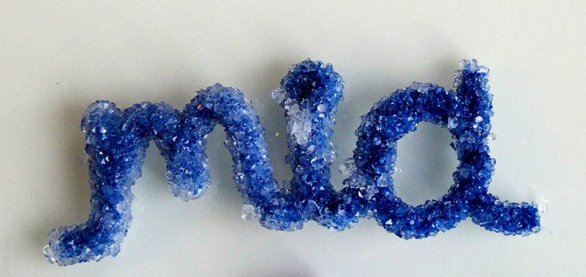Crystal Name Letters