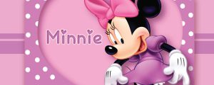 The Variety Shop - Blog - Minnie Mouse