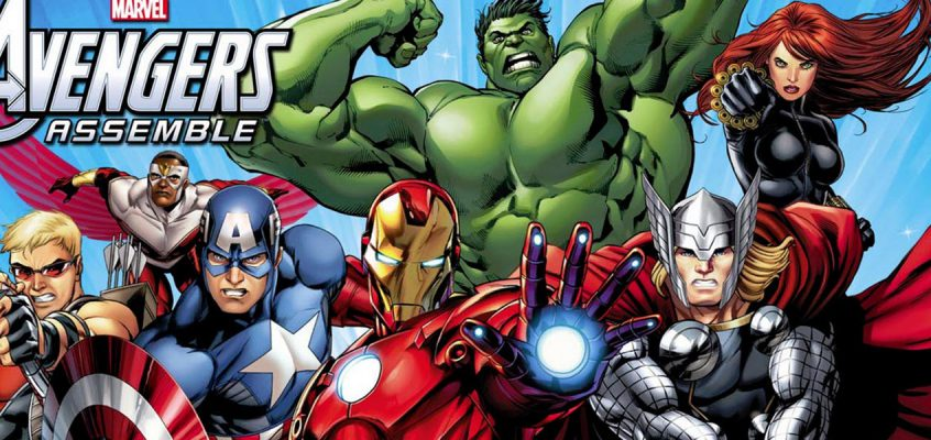 Party Theme – The Avengers