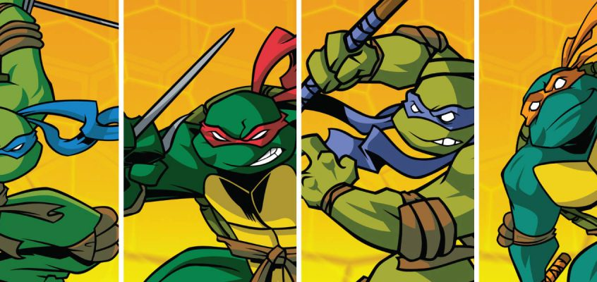 Party Theme – Teenage Mutant Ninja Turtles