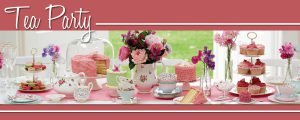 The Variety Shop - Blog - Tea Party
