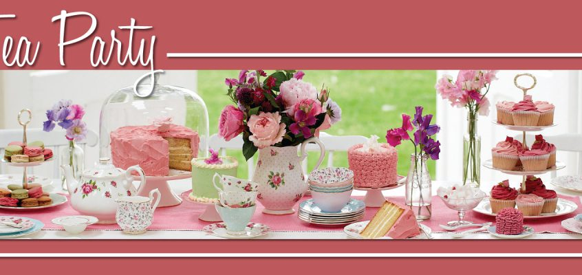 Tea Party Sets & Girls