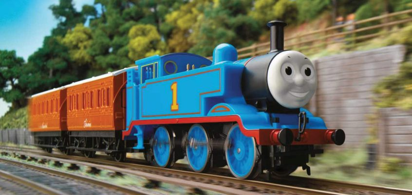 Party Theme – Thomas the Tank Engine