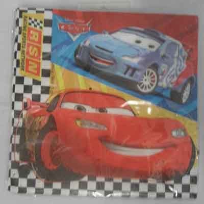 TheVarietyShop_Cars_Serviettes_20pc