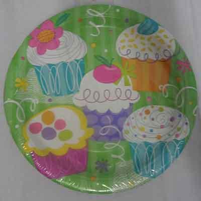 TheVarietyShop_Cupcake_Plates_8pc