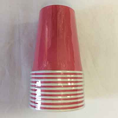 TheVarietyShop_CupsColours_10pc_Pink