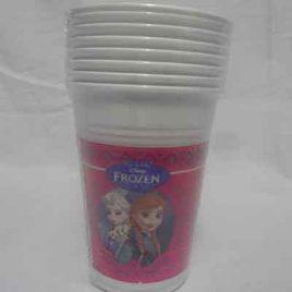 8pc Frozen Cups