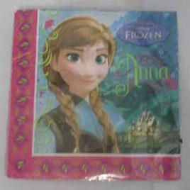 20pc Frozen Serviettes