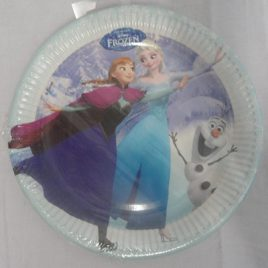 8pc Frozen Skating Plates