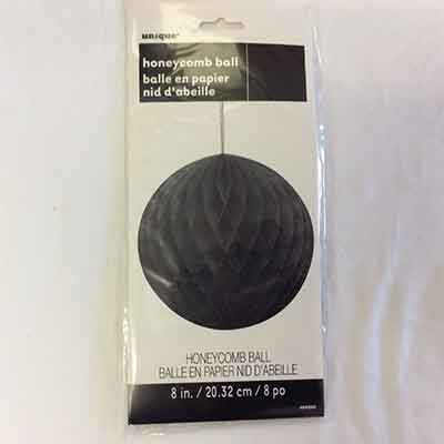 TheVarietyShop_HoneycombBall_Black