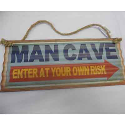 TheVarietyShop_Metal_Plaque_ManCave