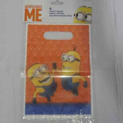 TheVarietyShop_Minions-Loot-Bags-6-per-pack