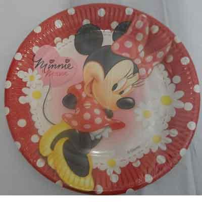 TheVarietyShop_Minnie_Plates_8pc