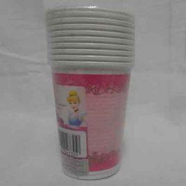 10pc Princess Cups