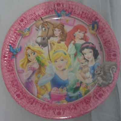 TheVarietyShop_Princess_Plates_8pc