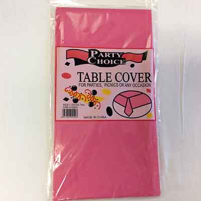 TheVarietyShop_TableCloth_LightPink_1.37mX2.74m_1pc