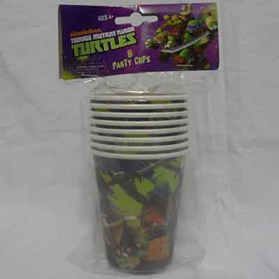 TheVarietyShop_Turtles_Cups_8pc